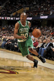 Boston Celtics v Cleveland Cavaliers: Ray Allen