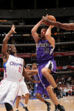 Sacramento Kings v Los Angeles Clippers: Beno Udrih and Willie Warren