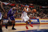 Sacramento Kings v Los Angeles Clippers: Ryan Gomes and Donte Greene