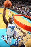 Dallas Mavericks v New Orleans Hornets: Emeka Okafor