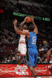Orlando Magic v Chicago Bulls: Ronnie Brewer and Malik Allen