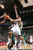 Milwaukee Bucks v Utah Jazz: Deron Williams