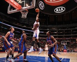New York Knicks v Los Angeles Clippers: DeAndre Jordan