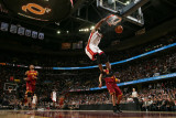 Miami Heat v Cleveland Cavaliers: Dwyane Wade, Mo Williams and Anthony Parker