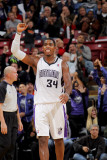 Washington Wizards v Sacramento Kings: Jason Thompson