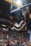 Golden State Warriors v Utah Jazz: Jeremy Evans
