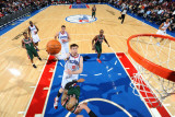 Milwaukee Bucks v Philadelphia 76ers: Andres Nocioni and Drew Gooden