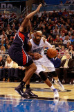 Atlanta Hawks v Orlando Magic: Vince Carter and Jason Collins