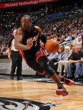 Miami Heat v Orlando Magic: Dwyane Wade