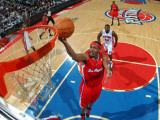 Los Angeles Clippers v Detroit Pistons: Craig Smith