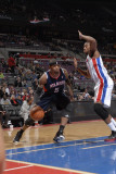 Atlanta Hawks v Detroit Pistons: Josh Smith and Greg Monroe