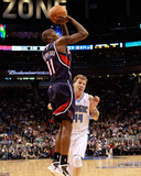 Atlanta Hawks v Orlando Magic: Jamal Crawford and Jason Williams