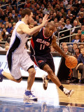 Atlanta Hawks v Orlando Magic: Jamal Crawford and J.J. Redick