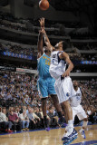 New Orleans Hornets v Dallas Mavericks: Emeka Okafor and Tyson Chandler