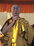 The Dalai Lama in Ceremony