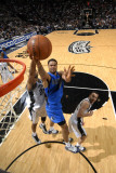 Dallas Mavericks v San Antonio Spurs: Tyson Chandler, Tim Duncan and Manu Ginobili Photographic Print