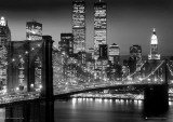 NEW YORK - Skyline , 3-D Poster