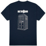 Dr Who - Tardis Vector Graphic