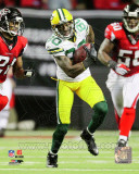 Donald Driver 2010 Playoff Action