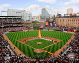 Camden Yards 2010 Opening Day