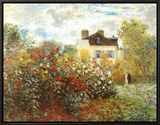 The Artist's Garden in Argenteuil