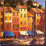 Buy Portofino Waterfront at AllPosters.com