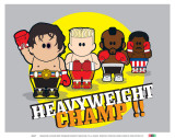 Weenicons: Heavyweight Champ