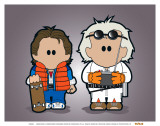 Weenicons: Great Scott