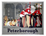 Peterborough Cathedral Procession