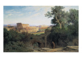 Buy Colosseum Seen from the Palatin (Le Colisée Vu Du Palatin) at AllPosters.com