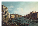 Buy A Regatta on the Grand Canal at AllPosters.com