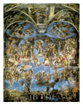 Buy Sistine Chapel, the Last Judgement at AllPosters.com
