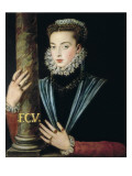 Portrait of Juana De Austria