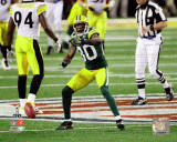 Donald Driver Action from Super Bowl XLV