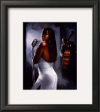 Swingtime Framed Art Print