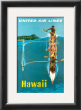 United Airlines, Outrigger