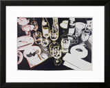 After the Party, c.1979 Framed Art Print