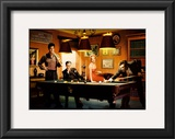 Legal Action Framed Art Print