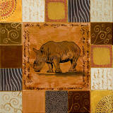African Collage I