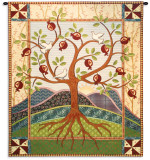 Roots and Wings Wall Tapestry