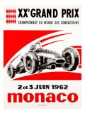 Monaco Grand Prix, 1962