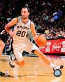 Manu Ginobili 2010-11 Action