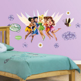 Disney Fairies Fathead Junior