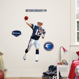 Tom Brady Fathead Junior