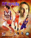 Steve Nash 2011 Portrait Plus