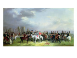 The Wiltshire Great Coursing Meeting Held at Amesbury, 16th-20th March 1847, with Stonehenge Beyond