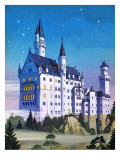 Neuschwanstein -- a Fairy-Tale Castle Built by a