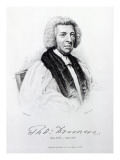 Thomas Percy, Bishop of Dromore, Engraved by John Hawksworth, 1848 Giclee Print