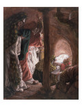 Buy The Adoration of the Wise Men, Illustration for 'The Life of Christ', C.1886-94 at AllPosters.com