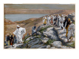 Buy Christ Sending Out the Seventy Disciples, Two by Two at AllPosters.com